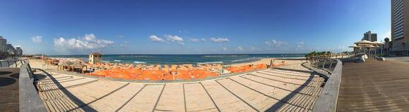 Tel Aviv, Izrael, Środkowy Wschód Fotografia Royalty Free