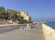 Tel Aviv, Izrael stary Yaffo Jaffa, Yafo (,) Zdjęcia Stock