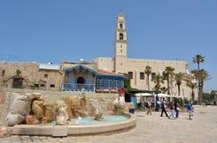 Tel Aviv Jaffa, Izrael - Zdjęcie Royalty Free