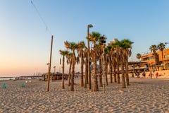 Tel Aviv la Riviera Images stock