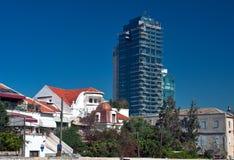 Tel Aviv, la ville blanche. Photographie stock