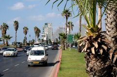 TEL AVIV _DAILY LIFE Royalty Free Stock Photography