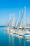 Tel Aviv Marina Royalty Free Stock Photo