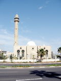 Tel Aviv Minaret of Hasan-bey Mosque 2009 Royalty Free Stock Photography