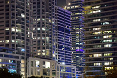 Tel Aviv moderne Images libres de droits