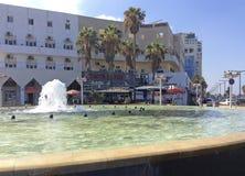 Tel Aviv moderno, Israel Imagens de Stock