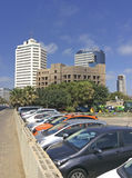 Tel Aviv moderno, Israel Fotografia de Stock Royalty Free