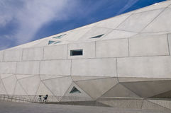 Tel aviv museum Royalty Free Stock Images