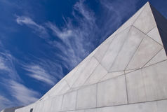 Tel aviv museum Royalty Free Stock Photo