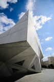 Tel aviv museum Royalty Free Stock Photo