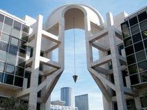 Tel Aviv o pêndulo 2011 da construção Foto de Stock Royalty Free