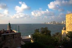 Tel Aviv od Jaffa Zdjęcie Stock