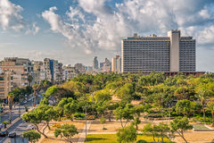 Tel Aviv panorama Royalty Free Stock Image