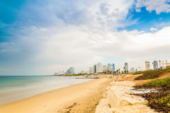 Tel Aviv Panorama, Israel Stock Photos