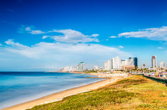 Tel Aviv Panorama, Israel Stock Images