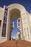 Tel Aviv Performing Arts Center Stock Image