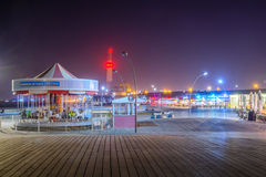 Tel Aviv Port Carrousel Royalty Free Stock Image