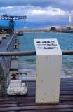 Tel Aviv Port Stock Image