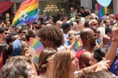 Tel Aviv Pride Parade 2014 Royalty Free Stock Photography