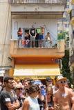 Tel Aviv Pride Parade 2014 Stock Photo