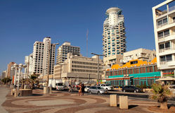 Tel Aviv Promenade, Israel Stock Photos