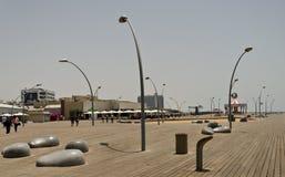 Tel Aviv schronienie Obrazy Stock