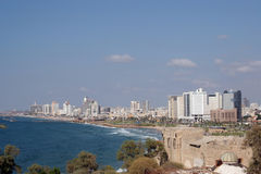 Tel Aviv Royalty Free Stock Image