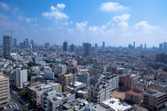 Tel-Aviv Skyline Royalty Free Stock Image