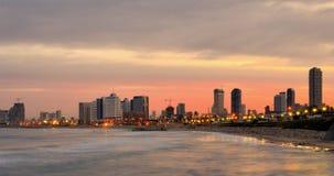 Tel Aviv Skyline Royalty Free Stock Images