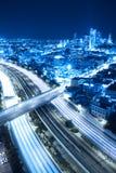 Tel Aviv skyline Stock Photography