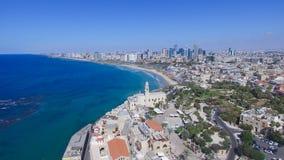 Tel Aviv skyline Royalty Free Stock Photography