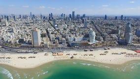 Tel Aviv skyline Royalty Free Stock Image