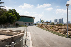 Tel Aviv view from Eretz Israel Museum Stock Photography