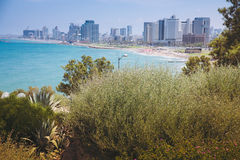 Tel-Aviv Royalty Free Stock Photography