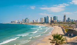 Tel Aviv Stock Photography