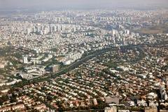 Tel Aviv, Westbezirk Stockfotografie