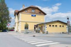 Telč, Czech Republic Stock Photography