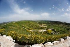 Tel Gezer achaeology Royalty Free Stock Image