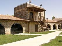 Tel hai museum bulding Stock Image