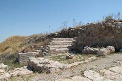 Tel Lachish 库存图片