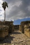 Tel Megiddo Royalty Free Stock Photography