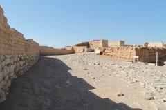 Tel Piwny Sheva, Izrael zdjęcia stock