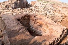 Tel sułtanu fortyfikacje Obraz Royalty Free