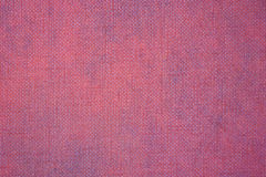 Tela. Red/blue textile background. textured pattern Royalty Free Stock Photography