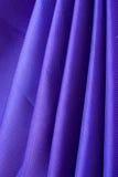 Tela azul da textura Imagem de Stock Royalty Free