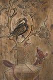 Tela chinesa Imagem de Stock Royalty Free