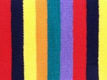 Tela colorida Fotos de archivo libres de regalías