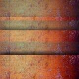 Tela colorida bronze da textura do fundo do Grunge Imagens de Stock