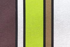 Tela com listras coloridos A textura da tela com listras brilhantes foto de stock royalty free