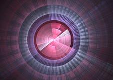 Tela cor-de-rosa ilustração stock